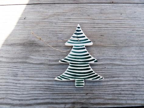 Keramické Vánoční ozdoby 34