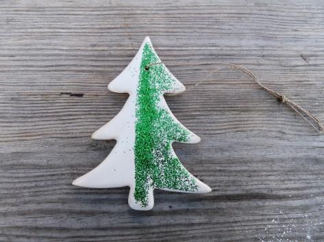 Keramické Vánoční ozdoby 31