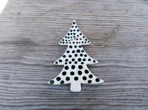 Keramické Vánoční ozdoby 32
