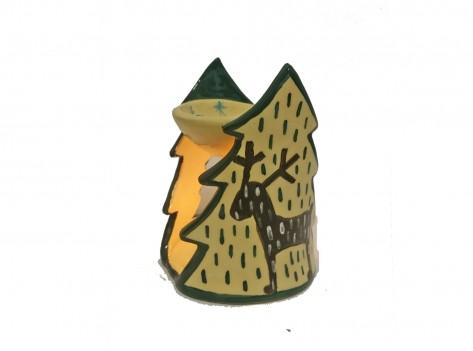 Aromalampa Zimní les