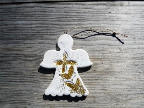 Keramické Vánoční ozdoby 16