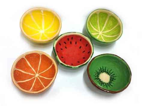 Miska na ovoce různé druhy XXL