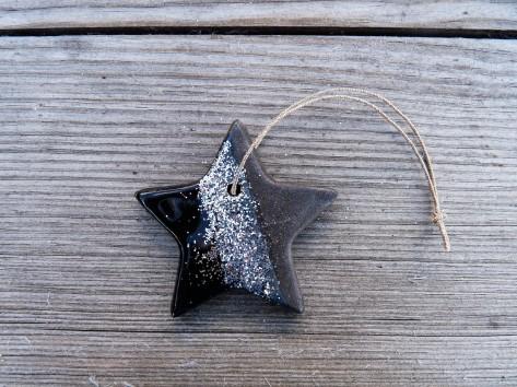 Keramické Vánoční ozdoby 5