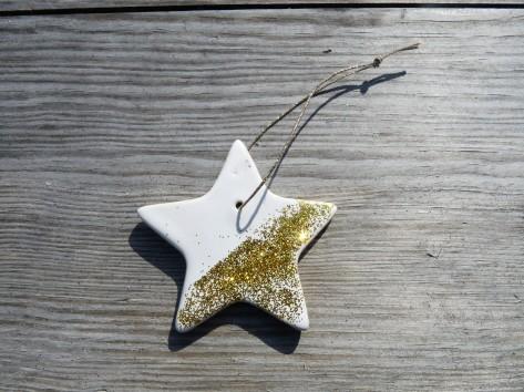 Keramické Vánoční ozdoby 14
