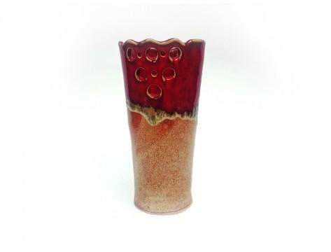 Váza vykrajovaná