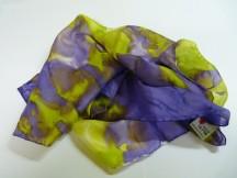 Hedvábný šátek 2