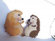 Látkový ježek 2