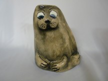 Kasička tuleň