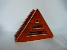Stojánek na ubrousek - trojúhelník