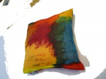 Hedvábný polštář 2
