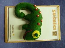 Šušník chameleonek