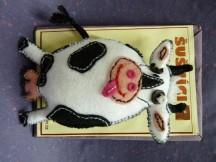 Šušník kravička