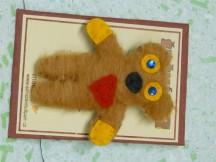 Šušník medvídek 2