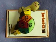 Šušník želvička