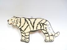 Tygr stojící 2