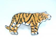 Tygr stojící